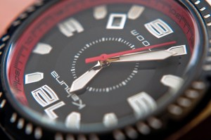 Kahuna Watch Macro Photograph