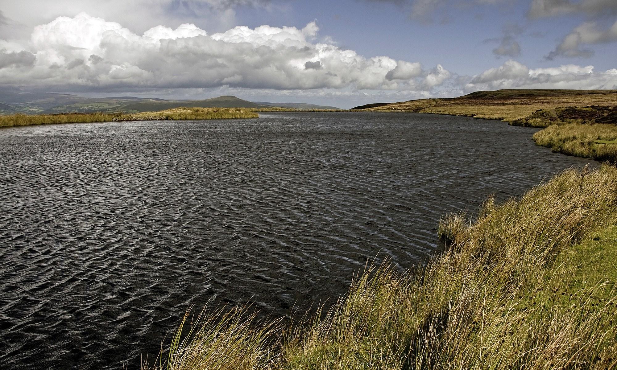 Keepers Pond Bleanaven, Wales