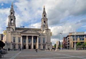Leeds Civic Hall at Millennium Square