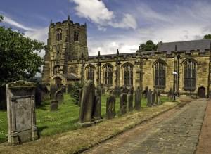 Saint Michael's Parish Church, Alnwick