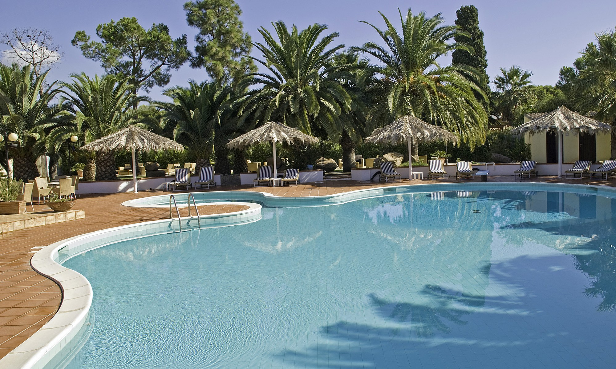 Sant Efis Hotel Swimming Pool Sardinia