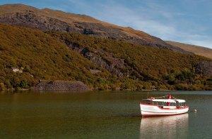 Snowdon Star Padarn Lake, Wales