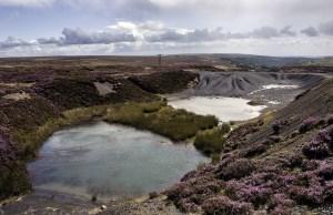 Welsh Mining Landscape Bleanaven