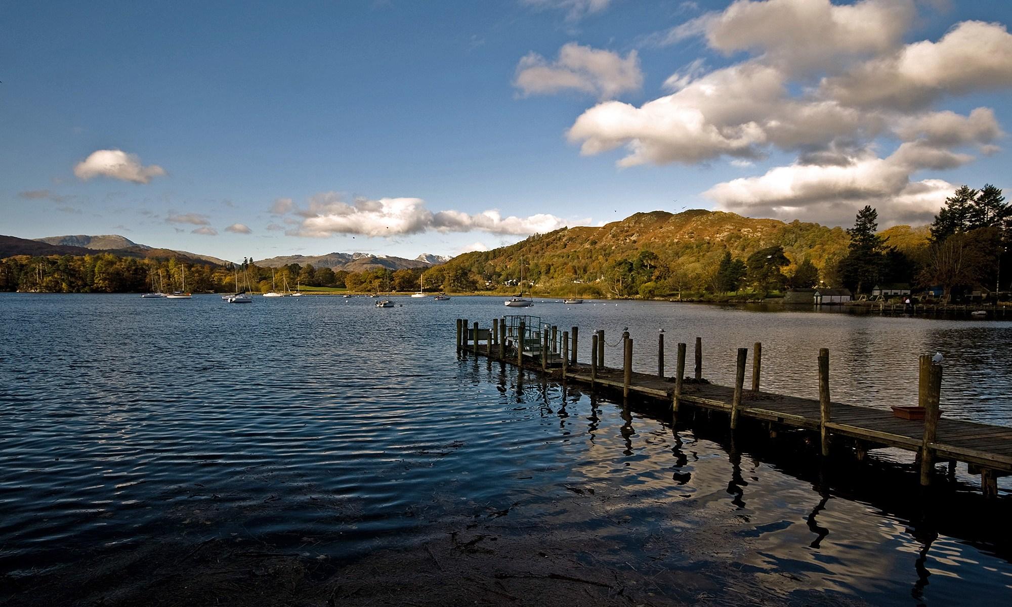 Lake Windermere Jetty - Lake District