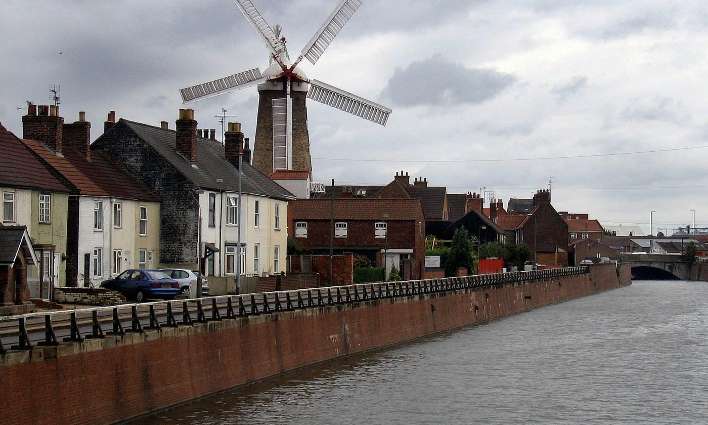 Maud Foster Windmill - Boston, Lincolnshire