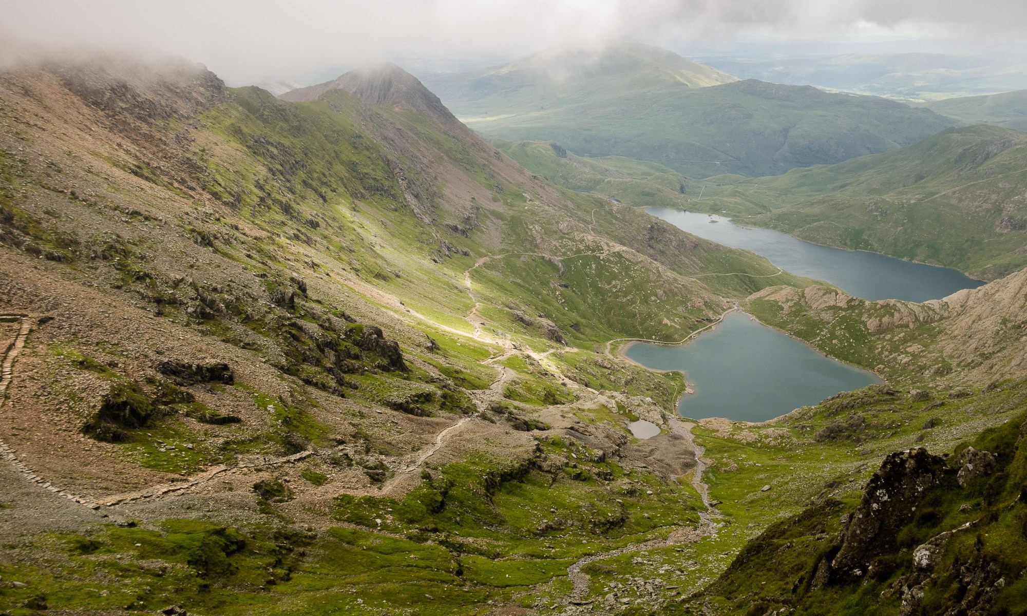 Snowdonia National Park landscape
