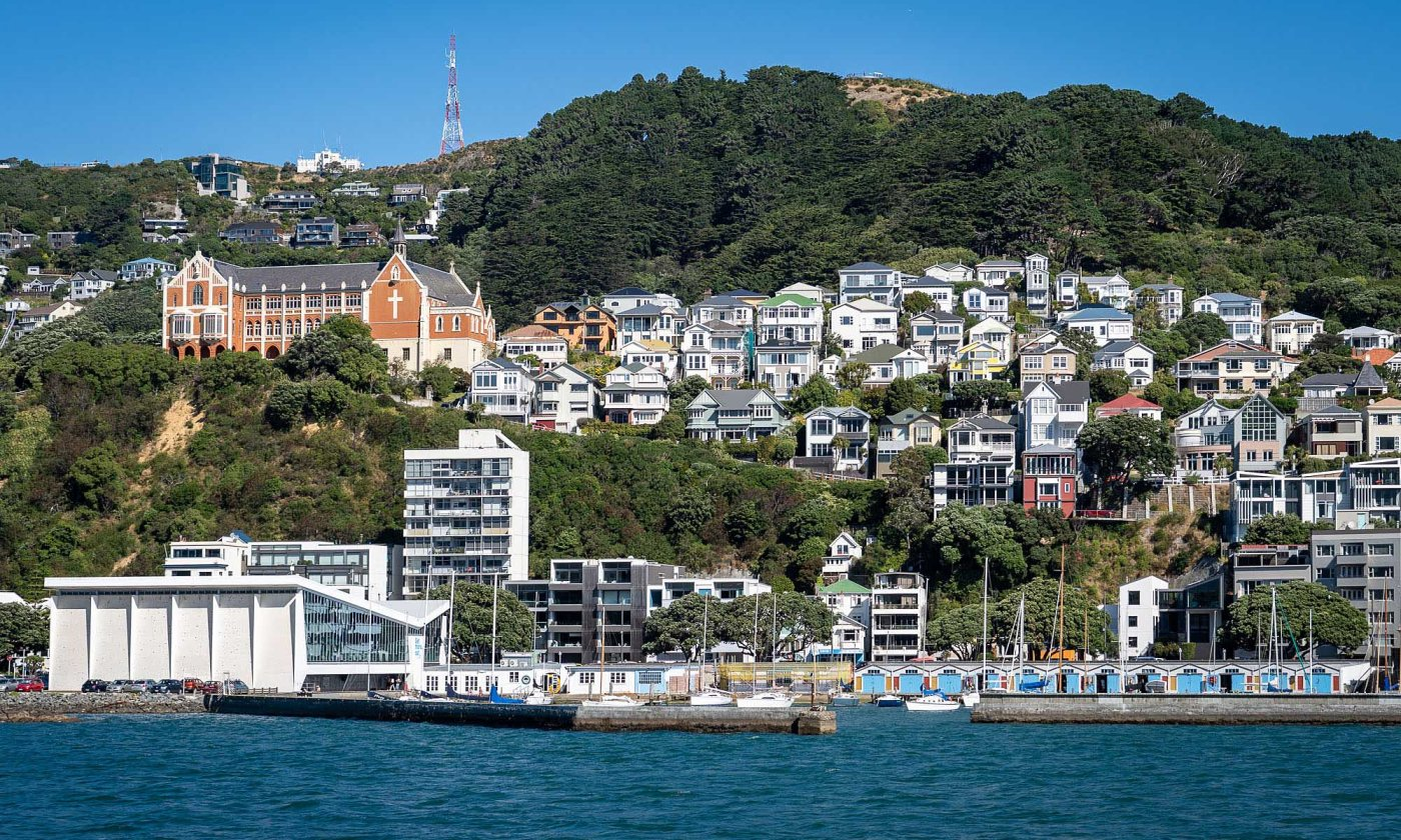 Oriental Parade - Wellington