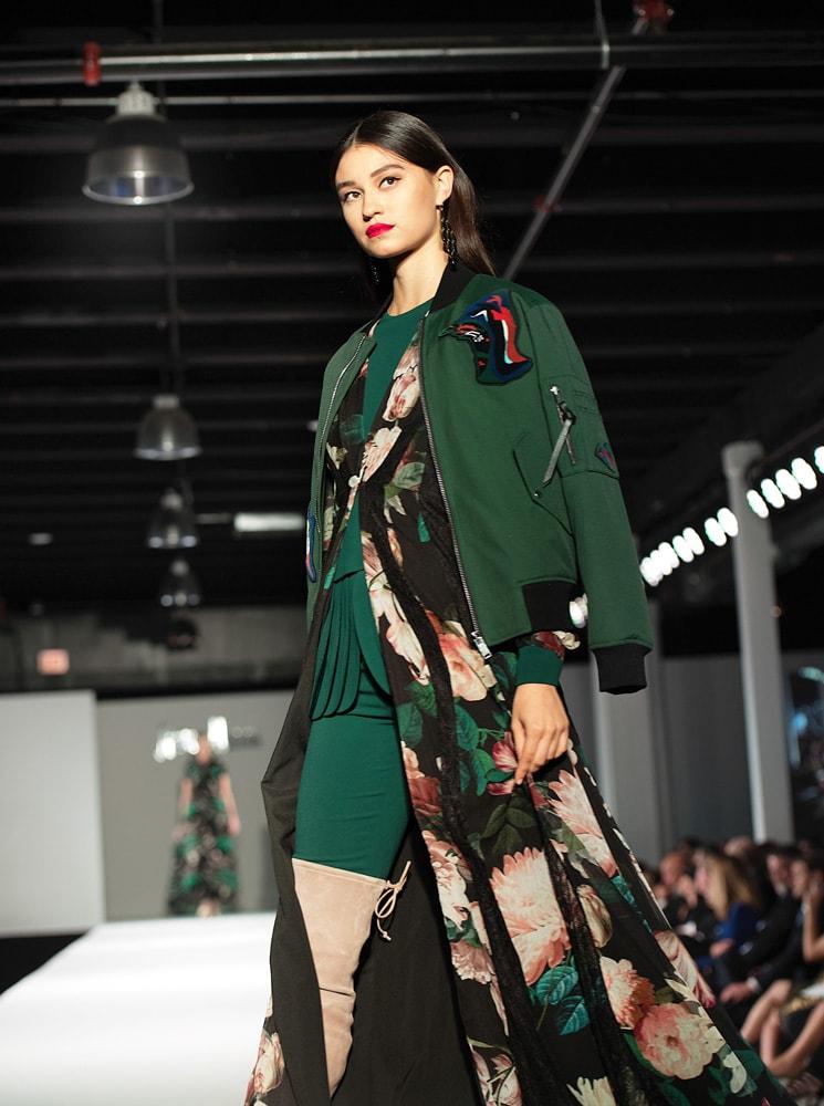 NM fashion show