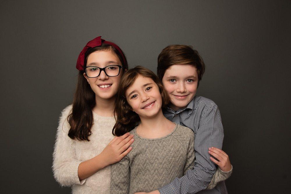 Three Children Photograph