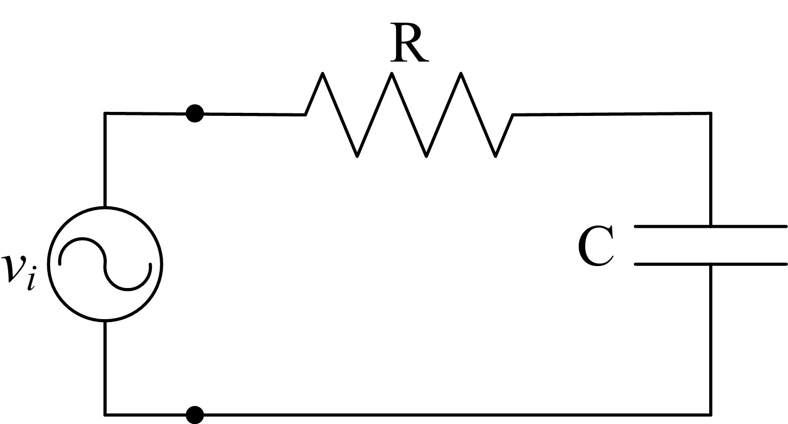 Choose The Optimal Frequency In A Electrical Circuit