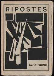 Cover of Pound's Ripostes