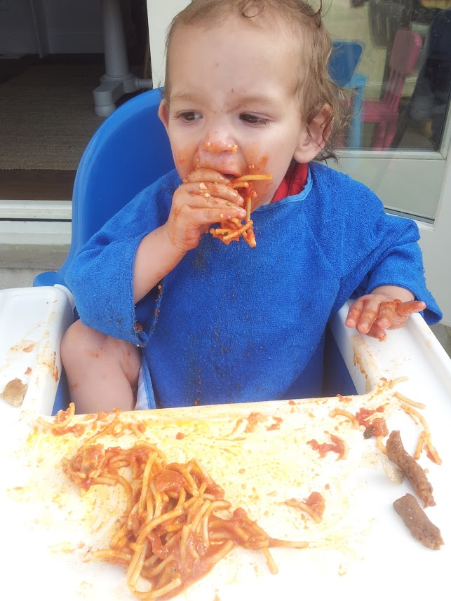 A guide to eating out with small children (with help from readers of The Daily Mail.)
