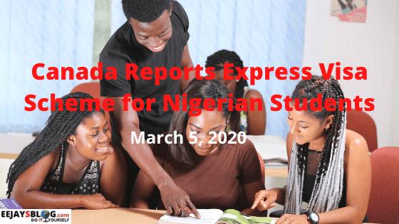Express Visa Scheme