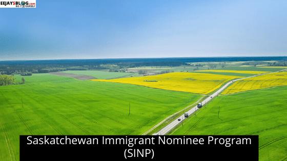 Saskatchewan Immigrant Nominee