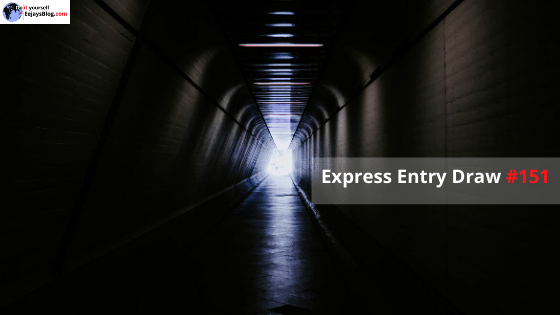 Express Entry draw 151