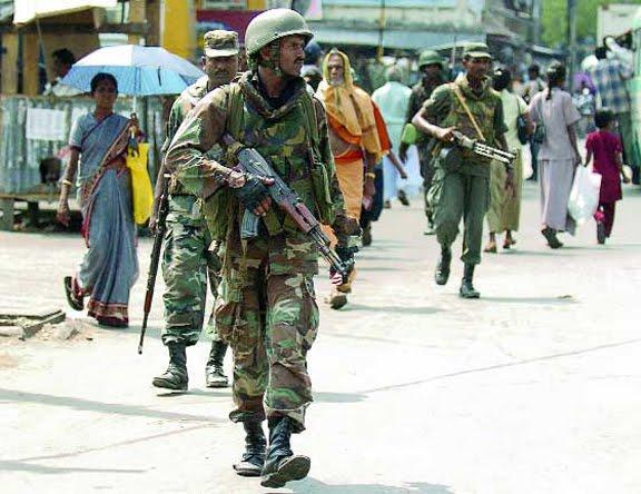 SL Army Jaffna