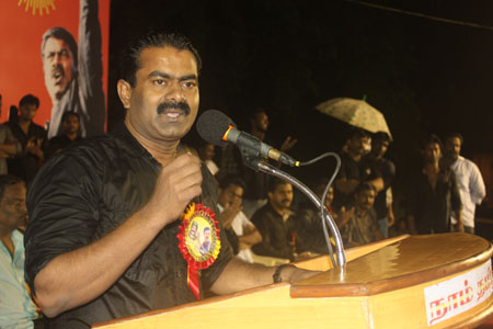 seeman speech 1