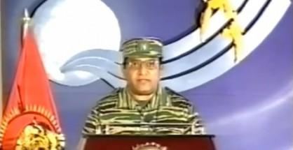 Leader V Prabakaran's Heros day speech 1999