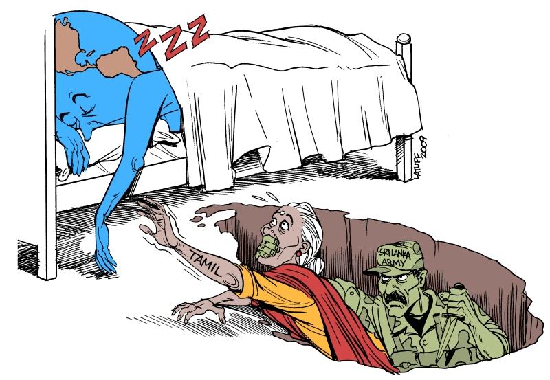 SriLanka genocide