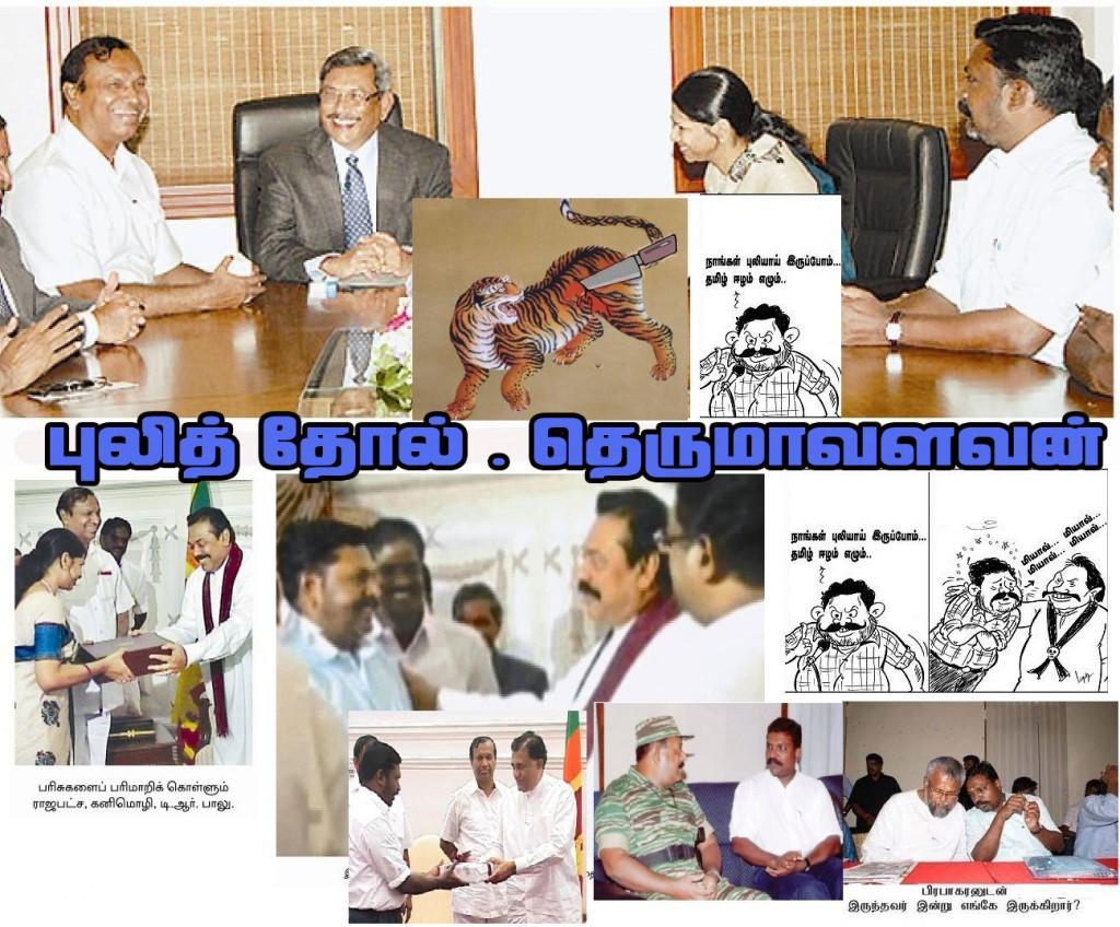 Thol Thirumavalavan Traitor