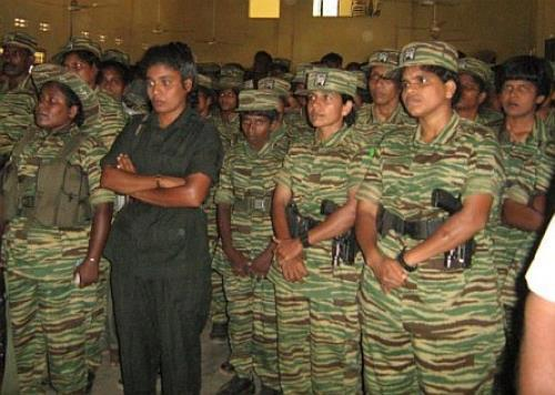ltte women leaders