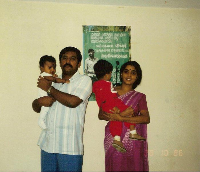 prabakaran family 13