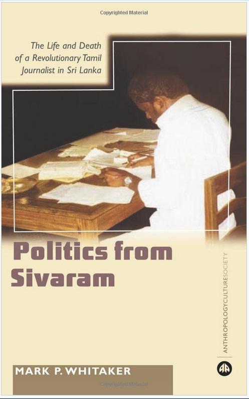 Learning Politics From Sivaram