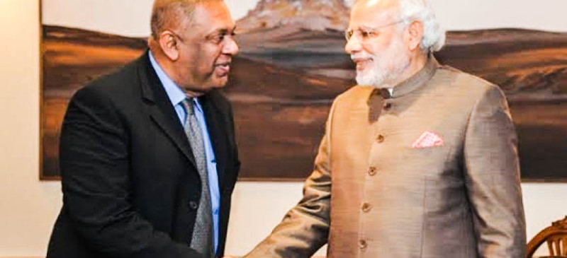 Mangala-Samarweera-and-Modi