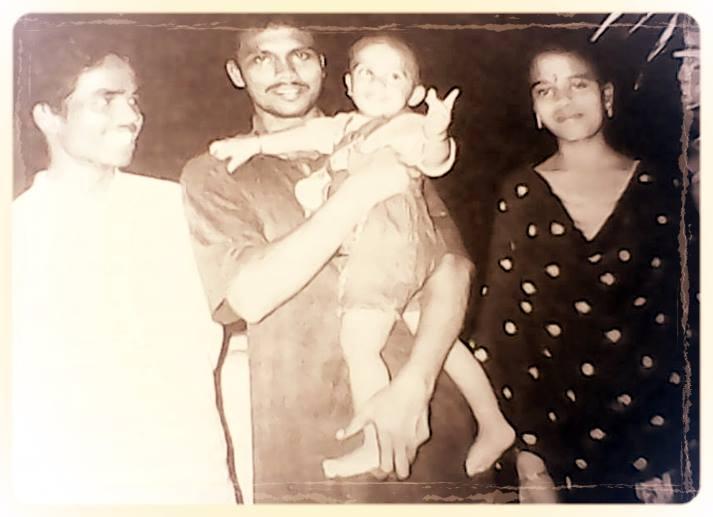 muththukumar family
