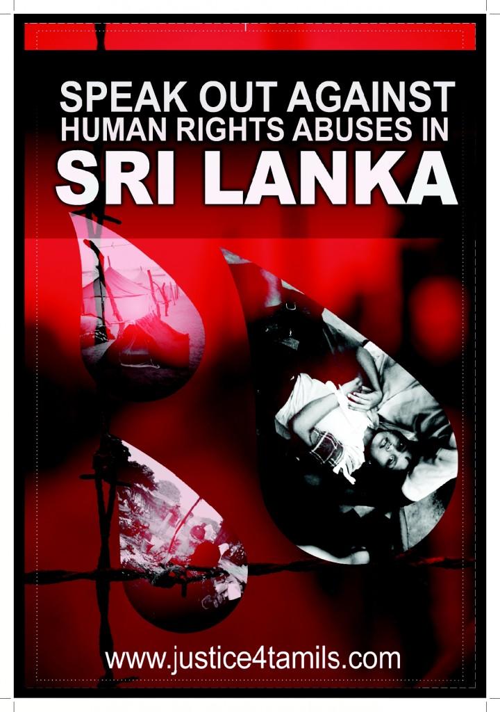 tamils want justice