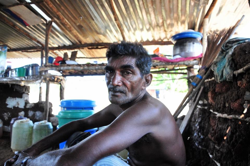 Former Tamil Tiger Sivalingam Ruvendradass