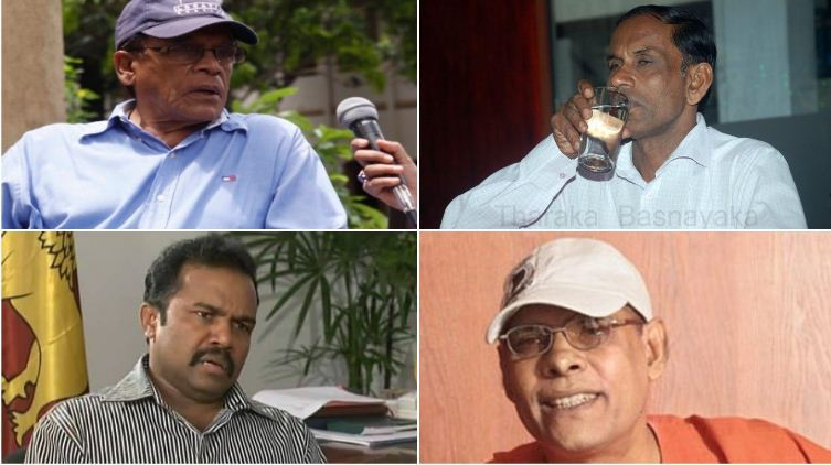tamil traitors