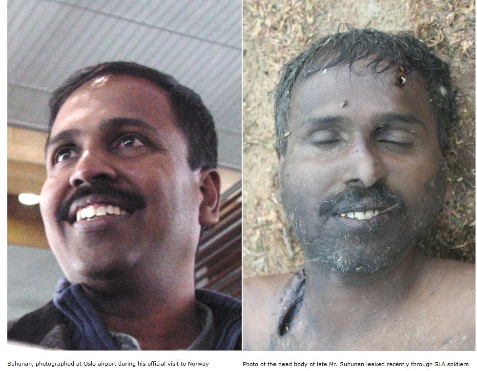 LTTE Trincomalee political head Mr.Thilak killed