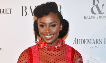 How Chimamanda Adichie is Strengthening Sino-African Relations