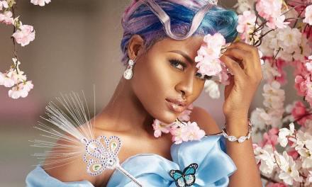 Alex Asogwa Celebrates Birthday with Fairy Tale Photos