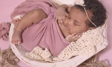 See First Photos of LeToya Luckett-Walker's Adorable Daughter