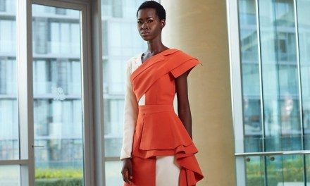 """From a Flower to the Closet – See Yutee Rone's """"Lotus"""" Collection"""