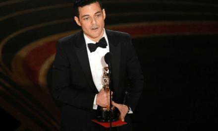 Actor, Rami Malek Makes Oscar History