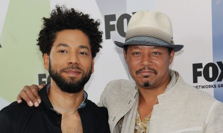 Empire's Terrence Howard Shows Support for Jussie Smollett