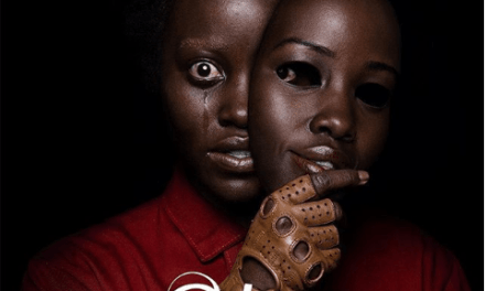 """Lupita Nyong'o Takes her Mask Off in New Movie- """"Us"""""""