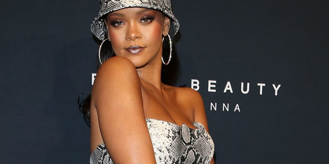 Here's a Quick Look Of Rihanna's First Fenty Collection