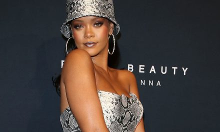 See What Happened when Nigerian blogger met Rihanna