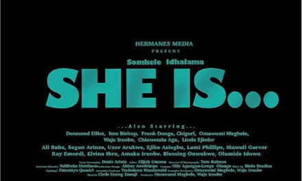 New Movie Alert: Watch Trailer for 'She Is Starring Somkele Idhalama, Linda Ejiofor, Chigul and Others