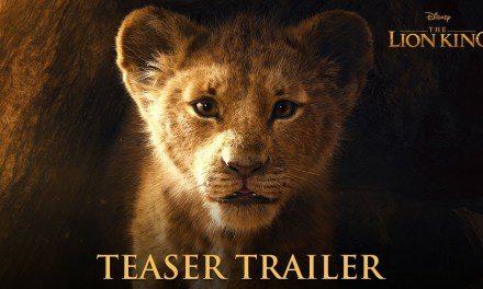 """Watch Latest Trailer For The """"The Lion King"""" Movie"""