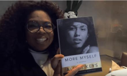 """Oprah Winfrey to Publish Alicia Keys' Memoir-""""More Myself"""""""