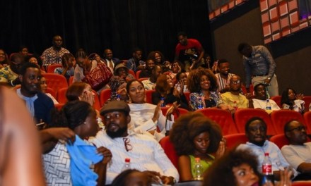 Nigerians spent over N266 million to see 20 films at the cinemas in February- CEAN