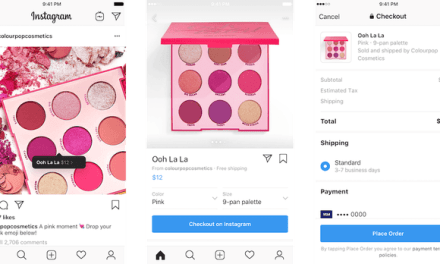 Instagram Launches New Checkout Shopping Feature