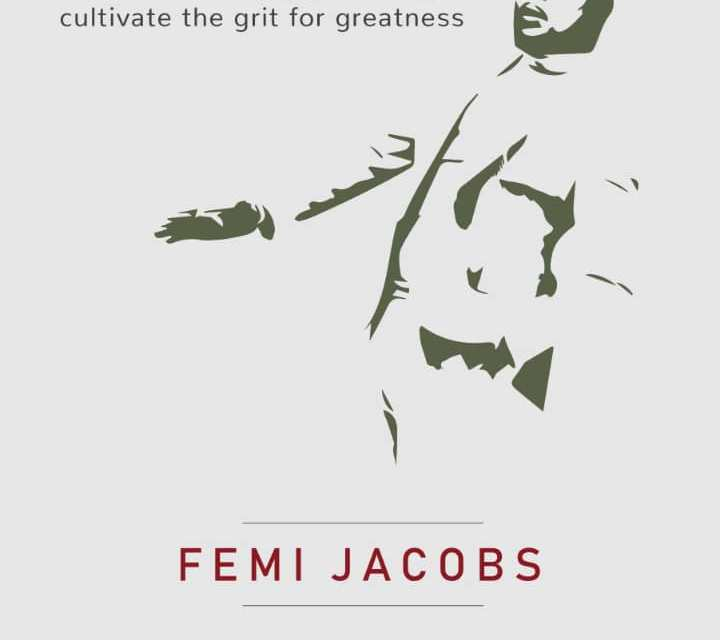 My Book is a Message for Every African -Femi Jacobs
