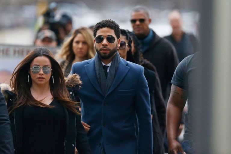 The City of Chicago Sues Jussie Smollett
