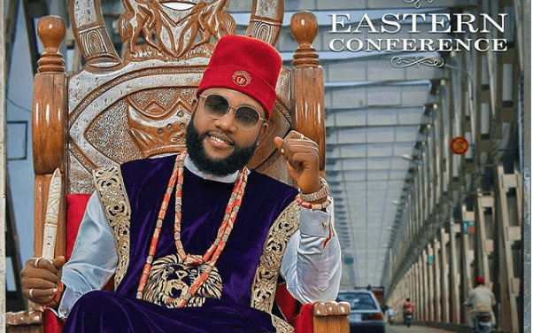 """Enjoy Your Weekend with KCee's New Album """"Eastern Conference"""""""